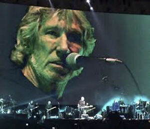ROGER WATERS: US+Them@ACC- 2nd show- 4th ROW balcony seats