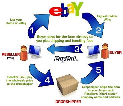 Top Drop Ship Wholesale Lists For Selling On Ebay   Amazon  Make Money From Home
