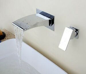 Bathtub faucet and handle