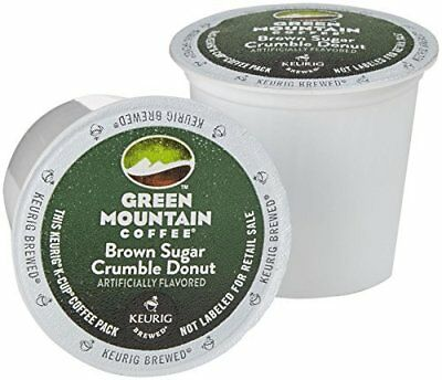 Green Mountain Brown Sugar Crumble Donut Coffee (36 K-Cups)