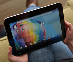 Toshiba Excite quad core android tablet
