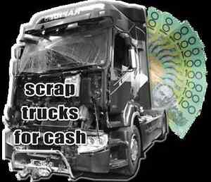Truck Salvage QLD- Cash for Trucks & 4WDs Rocklea Brisbane South West Preview