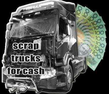 Wanted: Truck Salvage QLD- Cash for Trucks & 4WDs
