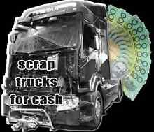 Truck Salvage QLD- Cash for Trucks & 4WDs Tingalpa Brisbane South East Preview