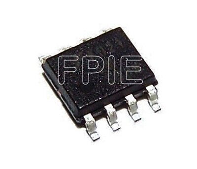 Lot Of 3 Lm358m Ic Dual Op Amp 8-soic Fairchild Semiconductor