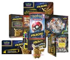 Pokemon Detective Pikachu TCG ULTIMATE boosters case files GX box sets combo!!