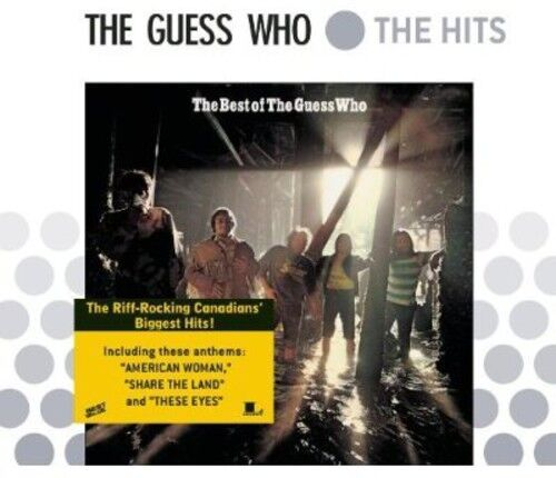 The Guess Who - Best of [New CD] Bonus Tracks, Slipsleeve Packaging