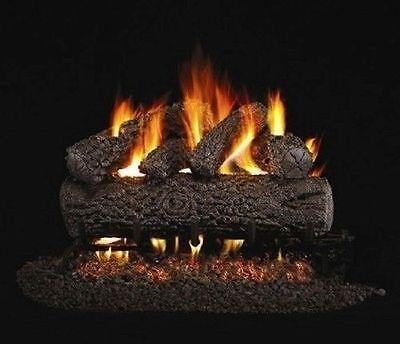 Best Gas Fireplace Logs | eBay