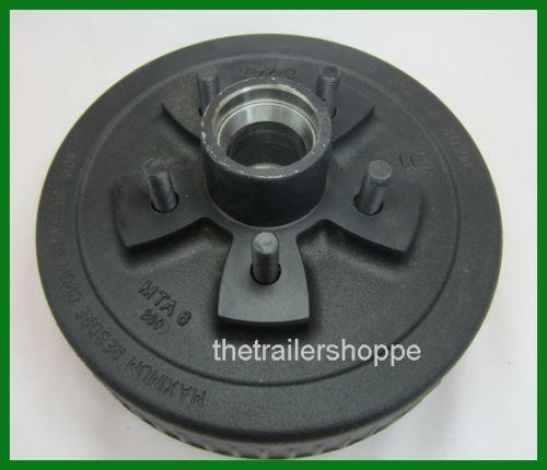 Electric Trailer Brake Drum Ebay