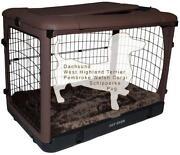 Steel Dog Cage