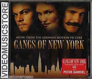 Gangs-of-New-York-O-S-T-CD-NUOVO-sigillato-Peter-Gabriel-U2