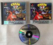 Crash Bandicoot Cortex Strikes Back PS1