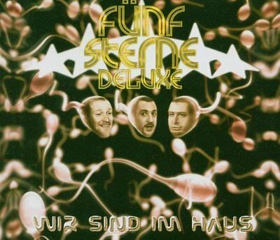 Fünf Sterne Deluxe Wir sind im Haus (2004) [Maxi-CD] (Wir Fünf Cd)