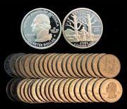 State Quarter Rolls