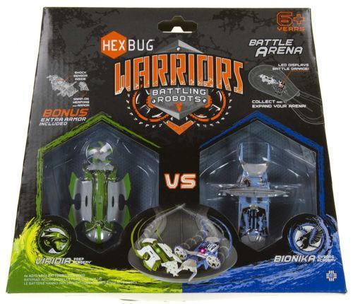 Warriors New Stadium Location: Hexbug Warriors: Micropets