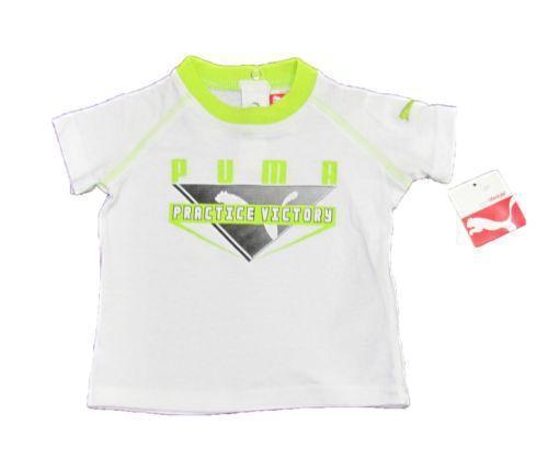 Boys Puma T Shirt Ebay