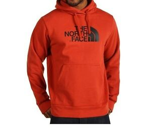 The North Face Mens Half Dome Hoodie Logo Sweatshirt pullover jumper S-XXXL NEW