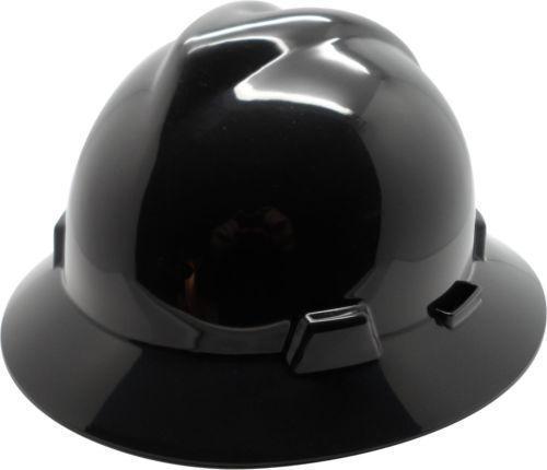 Real Carbon Fiber Hard Hat: V Guard Hard Hat
