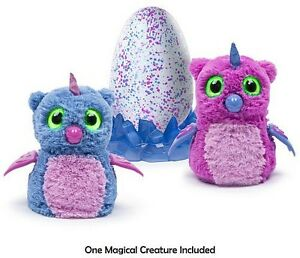 Hatchimals owlicorn