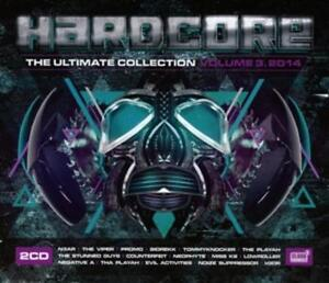 Various - Hardcore Ultimate Collection 03/2014 - CD