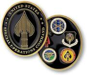 Special Operations Command Coin