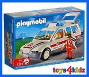 Playmobil Notarzt
