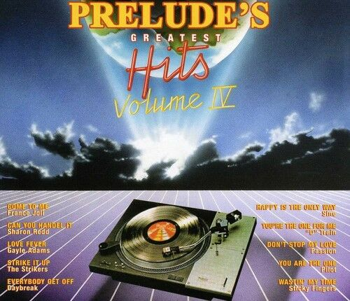 Various Artists - Prelude Greatest Hits 4 / Various [new Cd]