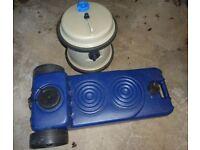 Caravan Aquaroll ( with Handle ) & Waste Water Container