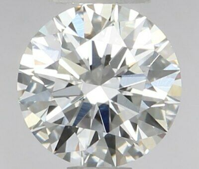 GIA Certified - Price Matching Guarantee - 0.46 Carat Round Cut Diamond For Sale