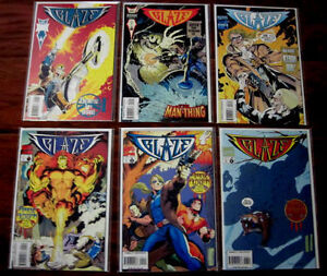 Blaze #1-12 (Full run) Marvel Comics