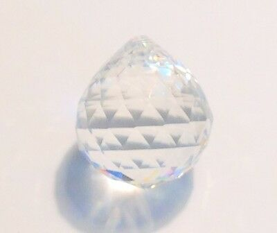 20mm Swarovski Strass Clear Crystal Ball Prisms Feng Shui Wholesale 8558-20 CCI