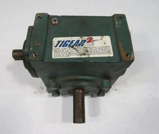 Dodge Tigear 26S30R Gear Reducer 30:1 1705lb-in 2HP@1750rpm  USED