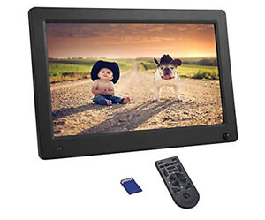 BRAND NEW 11.6 inch HD Digital Photo Frame (Video, MP3)