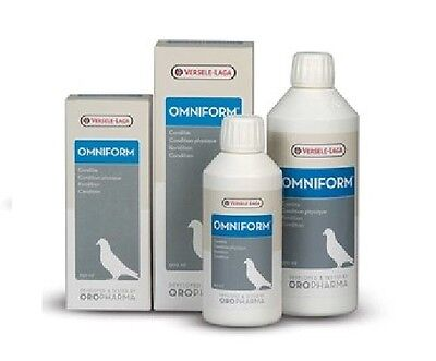 Versele Laga Oropharma Omniphorm 500ml Breeding Vit and Mins Pigeon Corn food