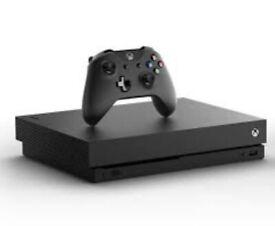 Xbox One X (Read Description)
