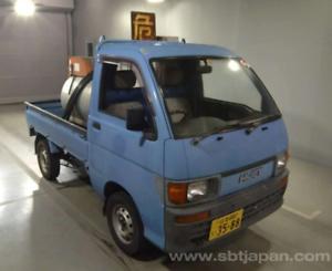 1995 DAIHATSU Hi-Jet REFUEULING truck, mini fuel tanker farm truck 4WD Coraki Richmond Valley Preview