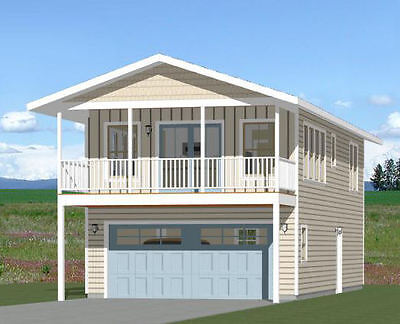 20X40 House    1 Bedroom 1 5 Bath    965 Sq Ft    Pdf Floor Plan    Model 7J