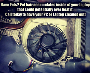 Laptop & Pc cleaning Service