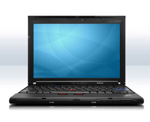Lenovo Thinkpad X201 Ultraportable Laptop