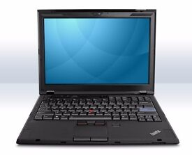 bargain £130 i 5 750 gb harddisk 4 gb ram windows 10 microsoft office and installed games thinkpad