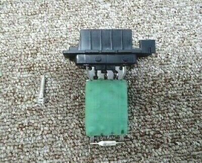 Heater Fan Blower Motor Resistor For Fiat Ducato Peugeot Boxer Citroen Relay 06>
