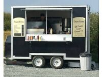 Catering Trailer/Burger trailer - Ready to work