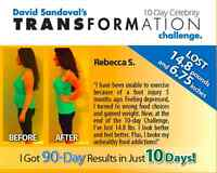 The Healthiest, Fastest, and Easiest way to transform your body!