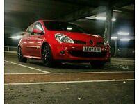 SWAP Renaultsport Clio 197