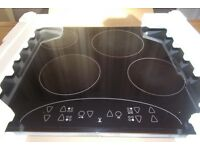 Used Belling electric ceramic hob in very good condition, with user manual