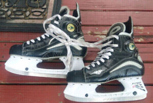 Hockey Skates Mission Pure™ S400 Comps Pitch 3