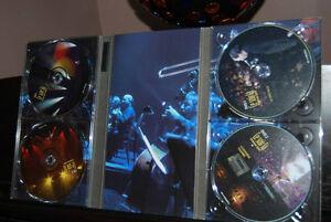 DVD et CD Spectacle de Jean-Pierre Ferland
