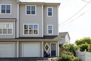Townhouse for rent with garage/backyard! 3 beds, 2 1/2 bath!