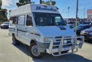 1995 Iveco DAILY 4912 White Motor Home Cannington Canning Area Preview