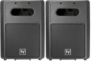Electro Voice Powered subs SB-2A